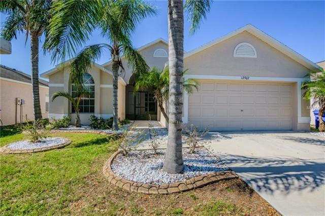 12907 Tribute Drive, Riverview, FL 33578 (MLS #T2929844) :: KELLER WILLIAMS CLASSIC VI