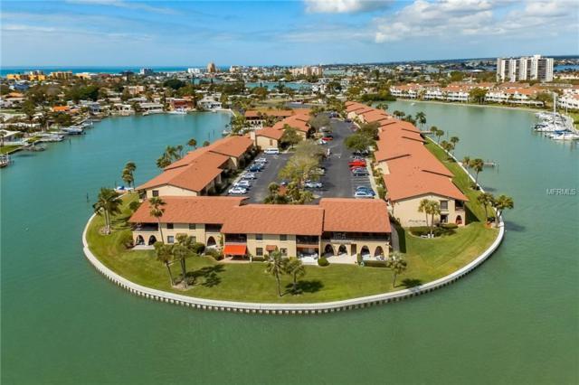 534 Plaza Seville Court #61, Treasure Island, FL 33706 (MLS #T2930119) :: The Lockhart Team