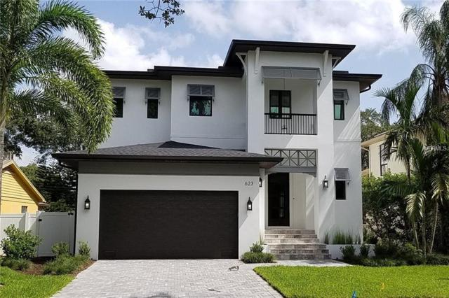 623 Bosphorous Avenue, Tampa, FL 33606 (MLS #T2930210) :: Team Turk Real Estate