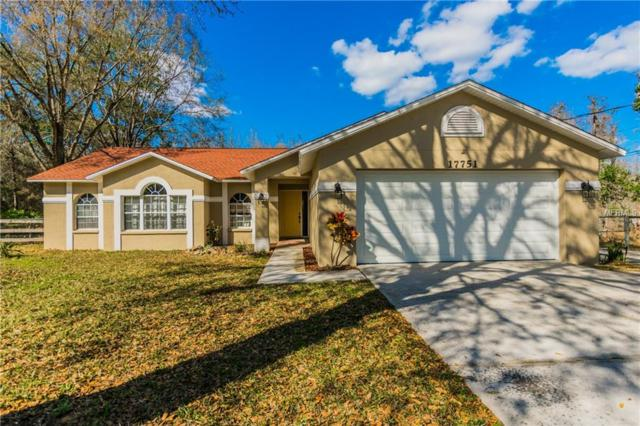 17751 Eagle Lane, Lutz, FL 33558 (MLS #T2930319) :: The Fowkes Group