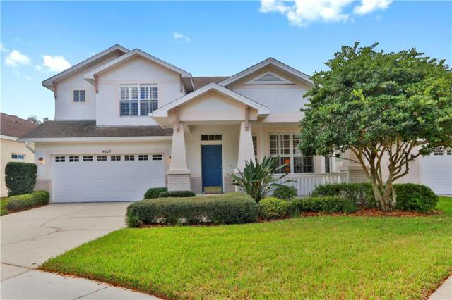 4609 Corsage Drive, Lutz, FL 33558 (MLS #T2930444) :: The Fowkes Group