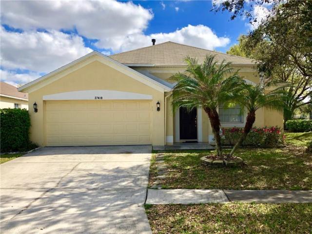 27418 Sky Lake Circle, Wesley Chapel, FL 33544 (MLS #T2930608) :: Team Turk Real Estate