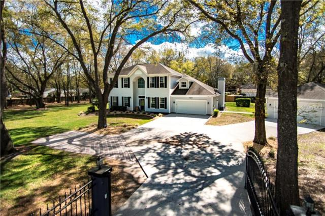 14603 Sydney Road, Dover, FL 33527 (MLS #T2930614) :: The Fowkes Group