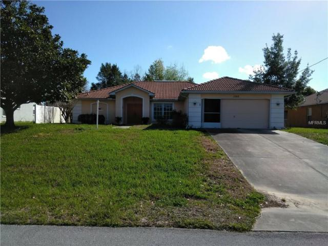 1288 Bentley Avenue, Spring Hill, FL 34608 (MLS #T2930633) :: The Lockhart Team