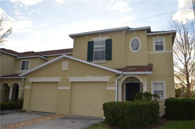 2038 Sunset Meadow Drive, Clearwater, FL 33763 (MLS #T2930695) :: The Fowkes Group