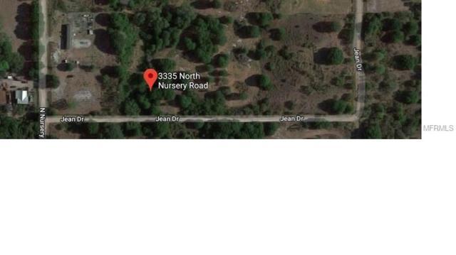 3335 N Nursery Road, Zolfo Springs, FL 33890 (MLS #T2930721) :: Burwell Real Estate