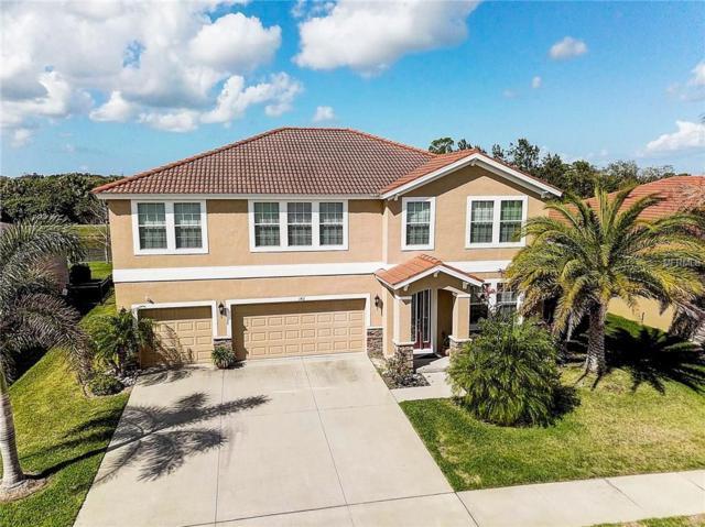 142 Star Shell Drive, Apollo Beach, FL 33572 (MLS #T2930820) :: Team Bohannon Keller Williams, Tampa Properties