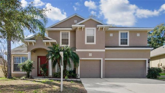 612 Cedar Waxwing Drive, Brandon, FL 33510 (MLS #T2930854) :: Dalton Wade Real Estate Group