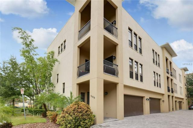 506 S Tampania Avenue #8, Tampa, FL 33609 (MLS #T2930964) :: Dalton Wade Real Estate Group