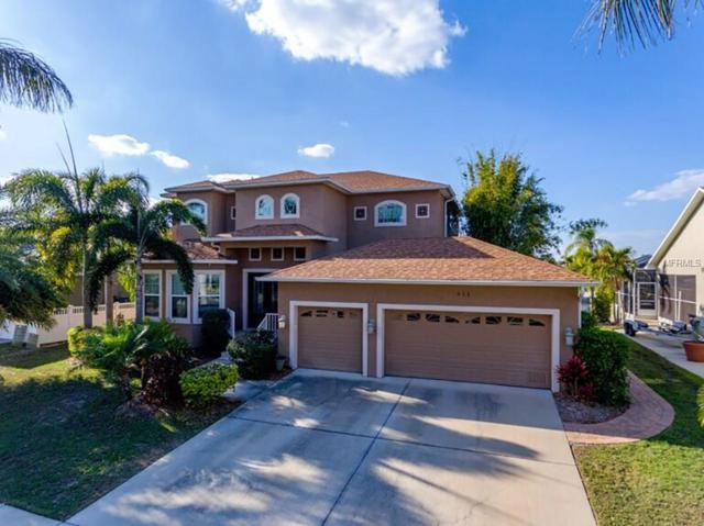 923 Bunker View Drive, Apollo Beach, FL 33572 (MLS #T2931001) :: Dalton Wade Real Estate Group