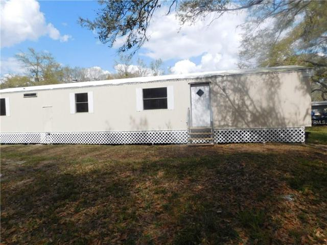 3437 Oakwood Drive, Wimauma, FL 33598 (MLS #T2931026) :: Team Bohannon Keller Williams, Tampa Properties