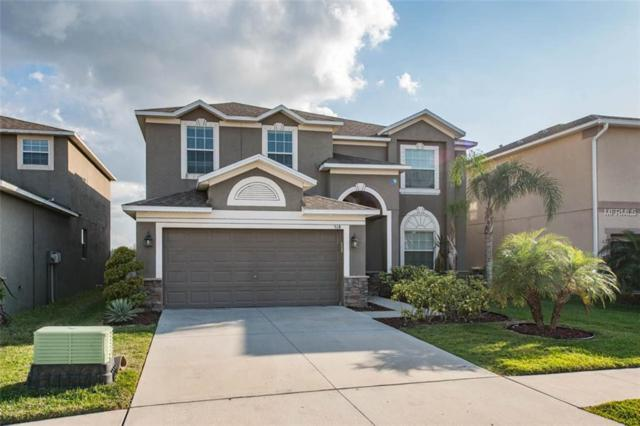 514 19TH Street NW, Ruskin, FL 33570 (MLS #T2931615) :: The Duncan Duo Team