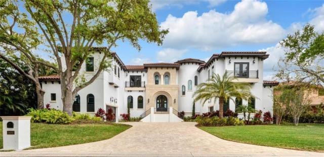 1400 Harbor Sound Drive, Longboat Key, FL 34228 (MLS #T2932520) :: The Price Group