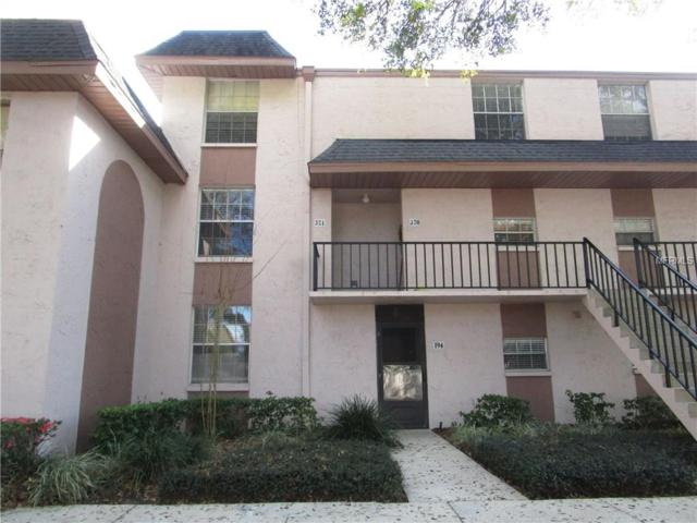 809 Russell Lane #194, Brandon, FL 33510 (MLS #T2932772) :: Gate Arty & the Group - Keller Williams Realty