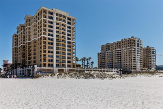 11 Baymont Street #604, Clearwater Beach, FL 33767 (MLS #T2933870) :: The Duncan Duo Team