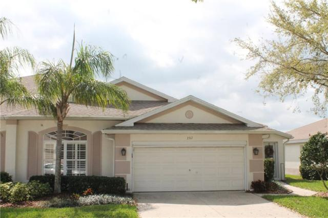 2317 Brookfield Greens Circle #37, Sun City Center, FL 33573 (MLS #T2934034) :: The Duncan Duo Team