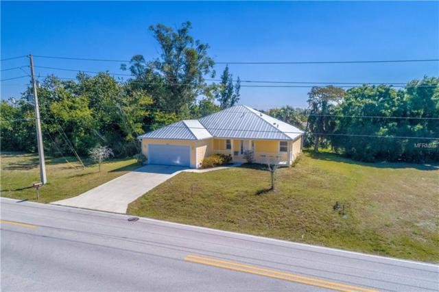 3020 Magdalina Drive, Punta Gorda, FL 33950 (MLS #T2934374) :: White Sands Realty Group