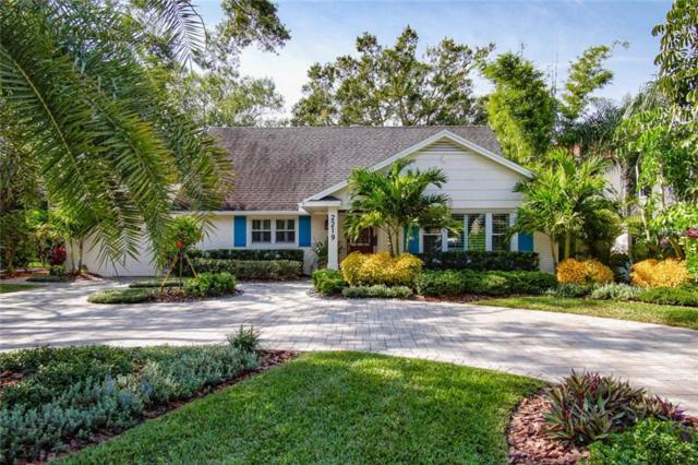 2219 S Occident Street, Tampa, FL 33629 (MLS #T2934788) :: Gate Arty & the Group - Keller Williams Realty