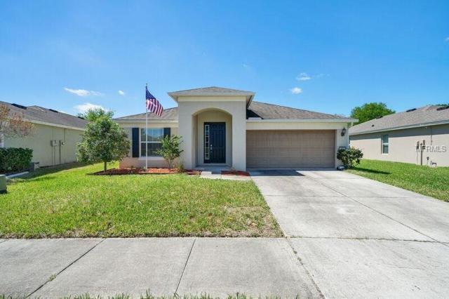 988 Hill Flower Drive, Brooksville, FL 34604 (MLS #T2934921) :: Arruda Family Real Estate Team