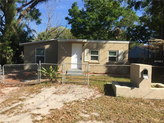 2616 E Emma Street, Tampa, FL 33610 (MLS #T2935013) :: Premium Properties Real Estate Services