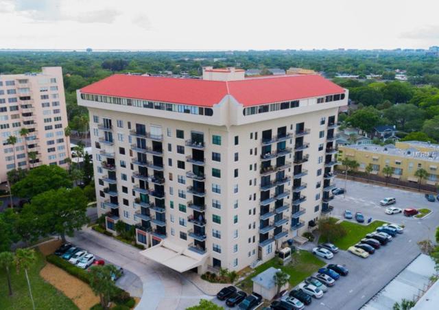 2109 Bayshore Boulevard #605, Tampa, FL 33606 (MLS #T2935473) :: Arruda Family Real Estate Team