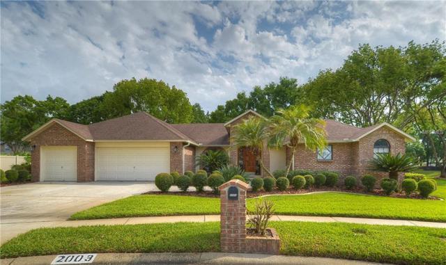 2003 Oak Isle Court, Valrico, FL 33594 (MLS #T2935514) :: Team Bohannon Keller Williams, Tampa Properties