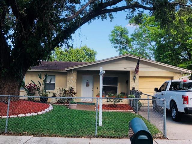 607 Falkirk Avenue, Valrico, FL 33594 (MLS #T2935700) :: Team Bohannon Keller Williams, Tampa Properties