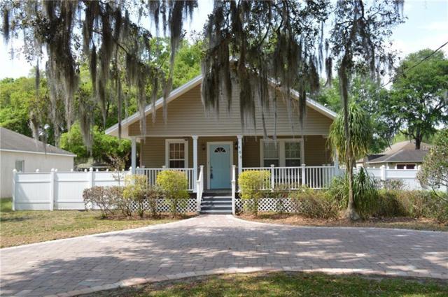 1605 N Gordon Street, Plant City, FL 33563 (MLS #T2935797) :: The Lockhart Team
