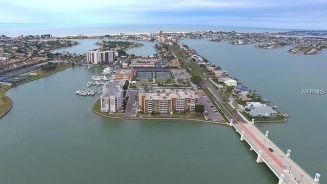 500 Treasure Island Causeway #307, Treasure Island, FL 33706 (MLS #T2936203) :: Chenault Group