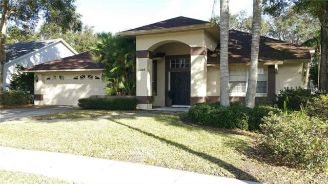 4005 Eagle Cove Drive W, Palm Harbor, FL 34685 (MLS #T2936370) :: Burwell Real Estate