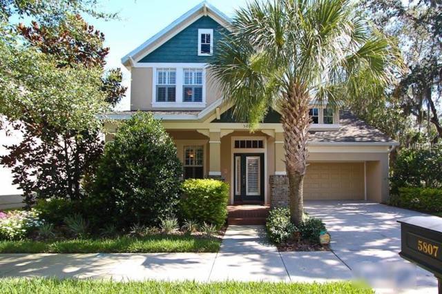 5807 Parkset Drive, Lithia, FL 33547 (MLS #T2936535) :: BCA Realty