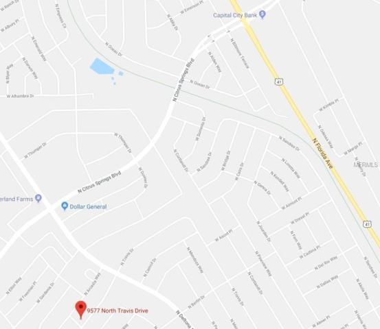 9577 N Travis Drive, Citrus Springs, FL 34434 (MLS #T2937943) :: The Lockhart Team