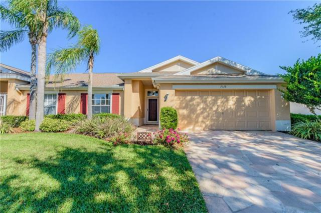 2328 Brookfield Greens Circle #55, Sun City Center, FL 33573 (MLS #T2938584) :: The Duncan Duo Team