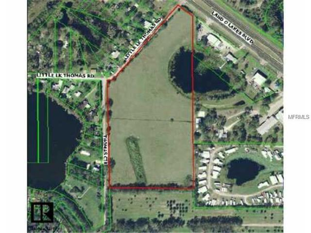 0 Land O Lakes Boulevard, Land O Lakes, FL 34638 (MLS #T2939115) :: Griffin Group