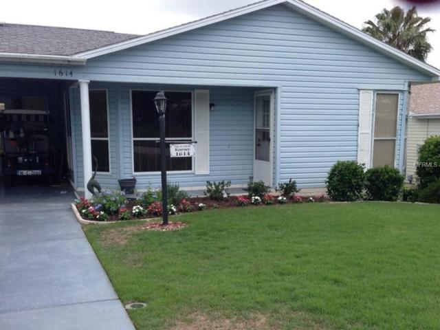 1614 Kiley Court, The Villages, FL 32159 (MLS #T2939491) :: Realty Executives in The Villages