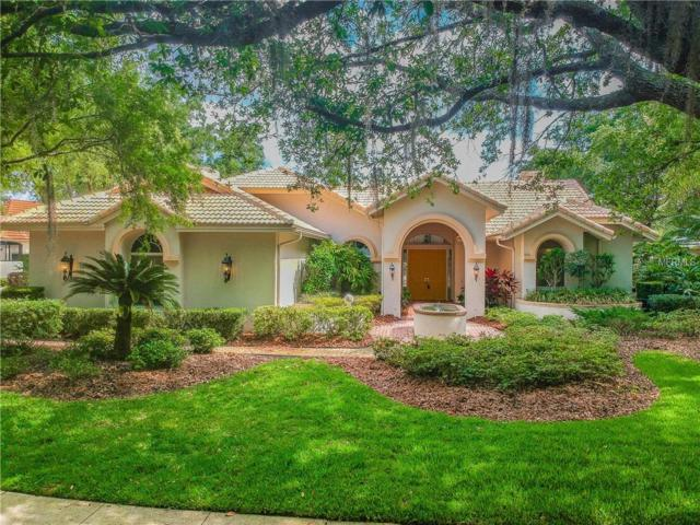 8961 Magnolia Chase Circle, Tampa, FL 33647 (MLS #T3100424) :: The Duncan Duo Team