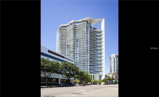 175 1ST Street S #2801, St Petersburg, FL 33701 (MLS #T3100451) :: Team Bohannon Keller Williams, Tampa Properties