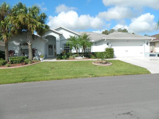 10116 Moshie Lane, San Antonio, FL 33576 (MLS #T3100471) :: Delgado Home Team at Keller Williams