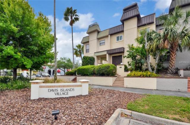 176 E Davis Boulevard, Tampa, FL 33606 (MLS #T3100490) :: KELLER WILLIAMS CLASSIC VI