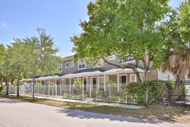 3702 W Cass Street #5, Tampa, FL 33609 (MLS #T3101409) :: Griffin Group