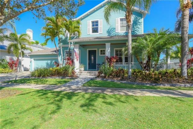 523 Islebay Drive, Apollo Beach, FL 33572 (MLS #T3101460) :: G World Properties