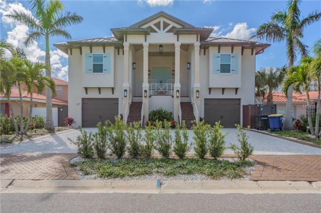 117 Devon Drive, Clearwater Beach, FL 33767 (MLS #T3101557) :: Jeff Borham & Associates at Keller Williams Realty