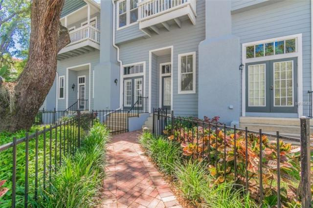 919 S Rome Avenue #7, Tampa, FL 33606 (MLS #T3101630) :: Griffin Group