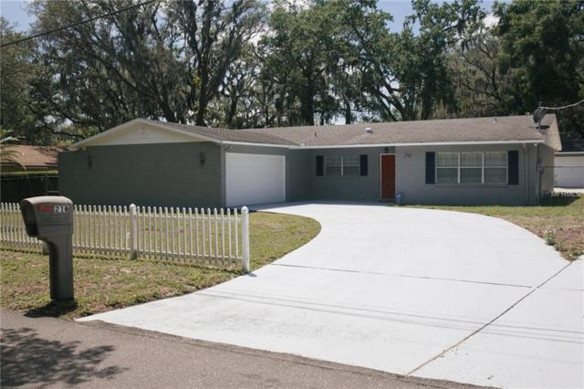 216 Amana Avenue, Brandon, FL 33510 (MLS #T3101734) :: Delgado Home Team at Keller Williams