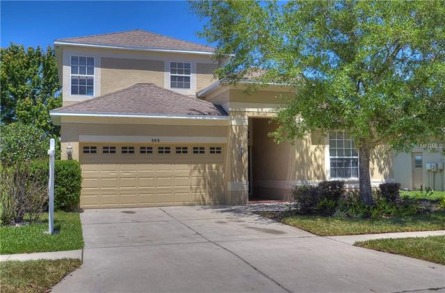 9419 Wellstone Drive, Land O Lakes, FL 34638 (MLS #T3101769) :: Team Bohannon Keller Williams, Tampa Properties