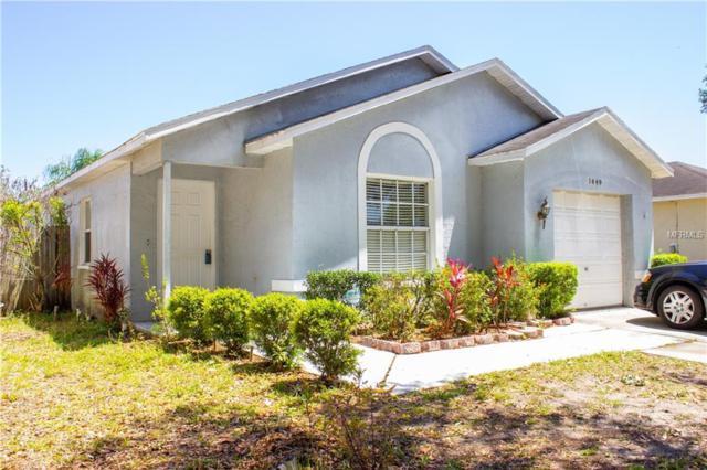 1449 Mohrlake Drive, Brandon, FL 33511 (MLS #T3101847) :: Dalton Wade Real Estate Group