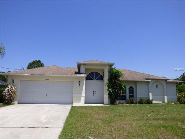 2648 Dalhart Avenue, North Port, FL 34286 (MLS #T3101894) :: Dalton Wade Real Estate Group