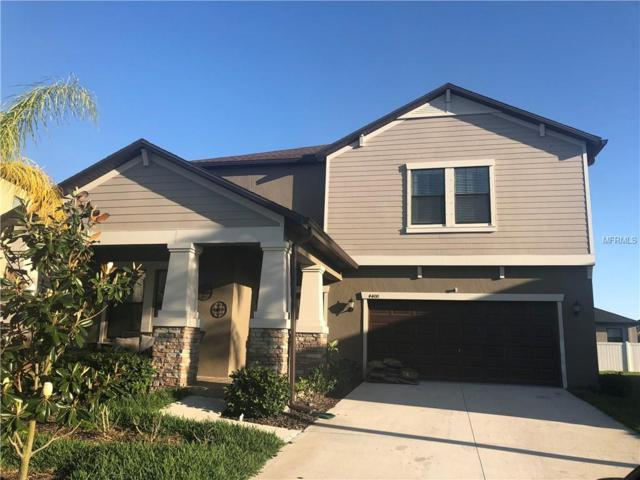 4400 Mount Bandon Drive, Land O Lakes, FL 34638 (MLS #T3101944) :: Team Bohannon Keller Williams, Tampa Properties