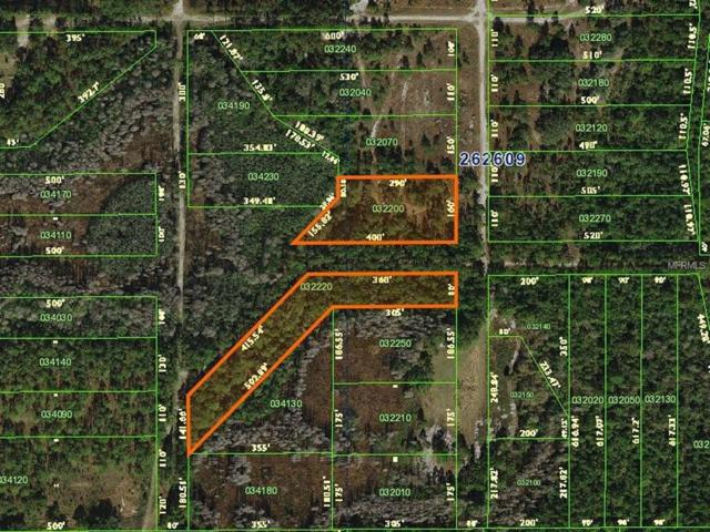 Sweet Hill Rd, Polk City, FL 33868 (MLS #T3102368) :: Team Pepka