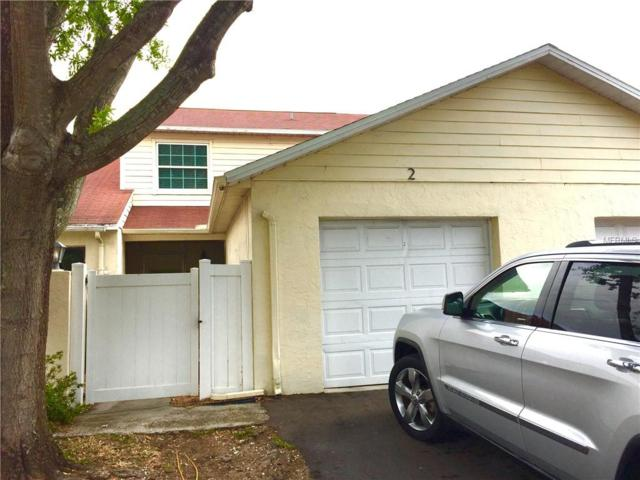 2771 Summerdale Drive #2, Clearwater, FL 33761 (MLS #T3102530) :: Bustamante Real Estate
